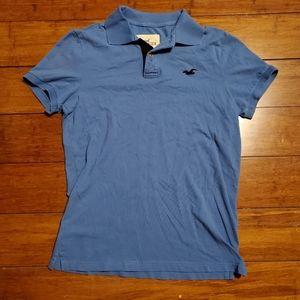 Hollister Mens Polo Shirt